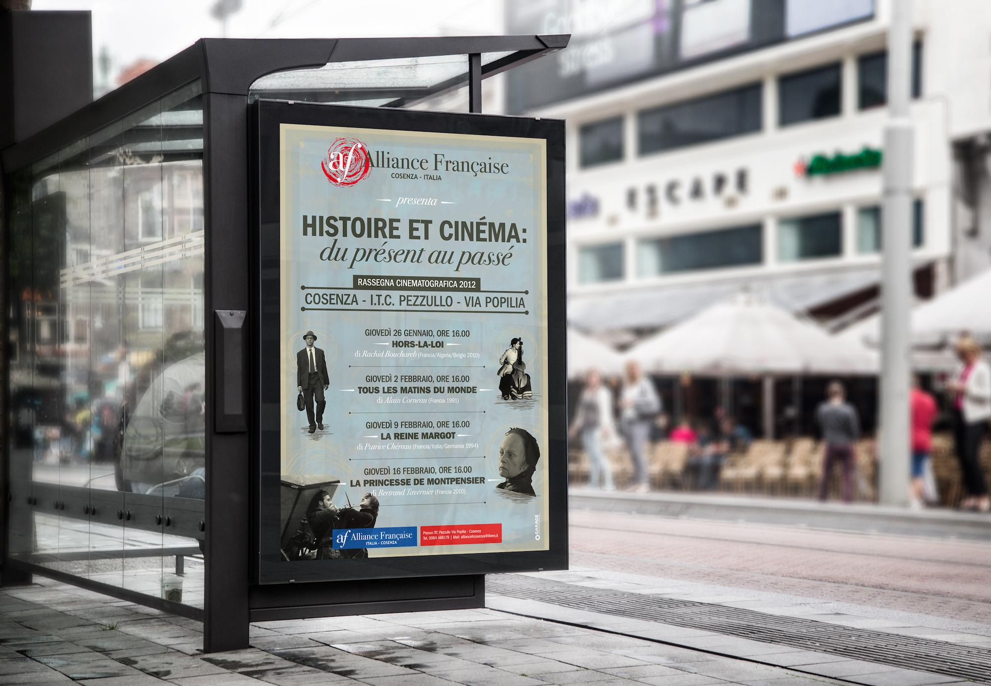 Histoire et Cinema du present et du passe