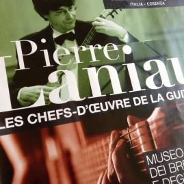 Pierre Laniau. Les chefs-d'oeuvre de la guitare.