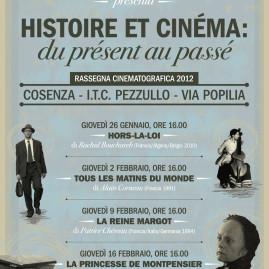Histoire et Cinéma: du présent au passé.