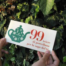 99 teiere di porcellana per la saga del té