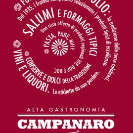 Alta Gastronomia Campanaro 1935