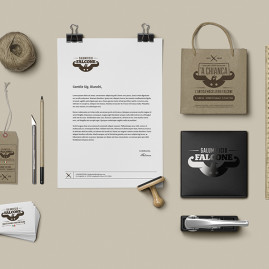 Salumificio Falcone Logotype