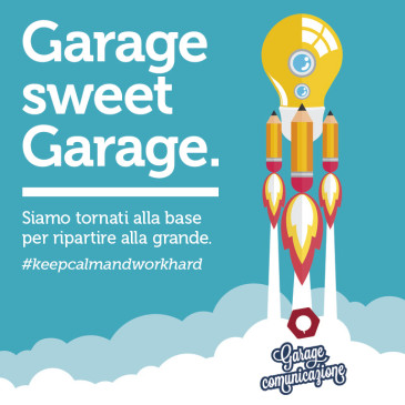 Garage sweet Garage.