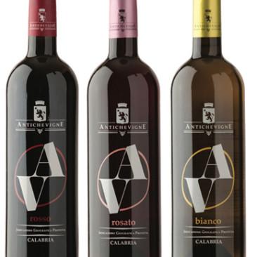 AV Antiche Vigne – La nuova linea di vini IGP.