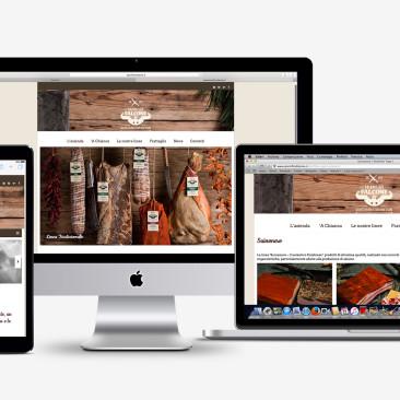 Salumificio Falcone website