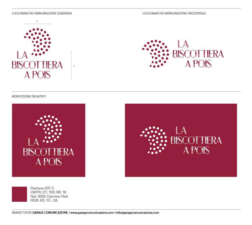 progettazione grafica del logotipo Brand Tutor geometrico minimal