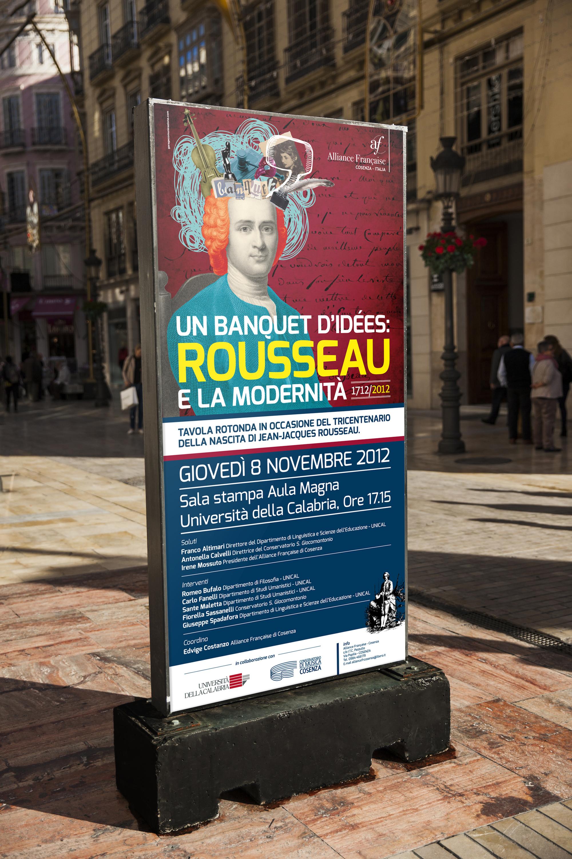 Un banquet d'idées: Rousseau e la modernità 2012