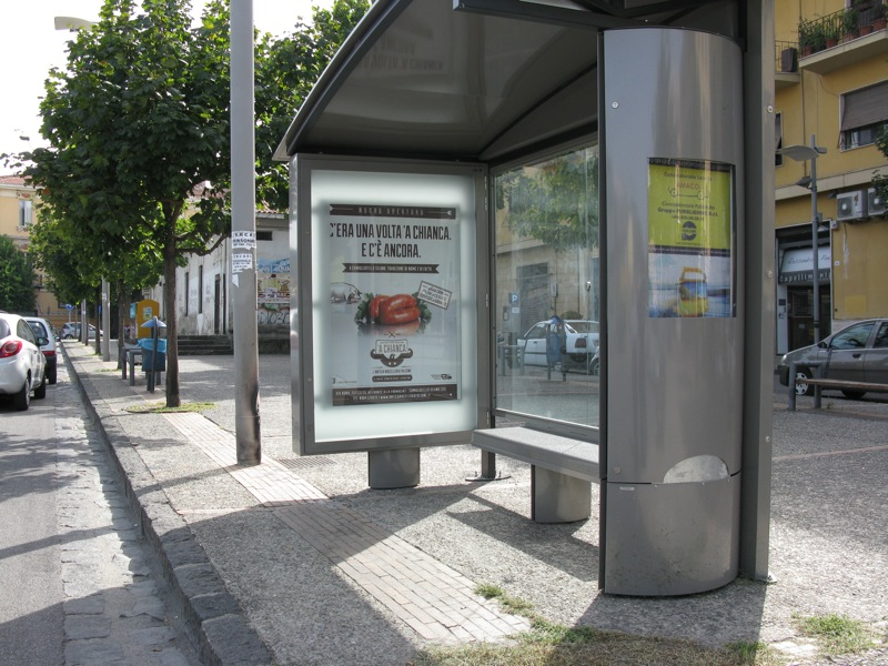 CAMPAGNA ADVERTISING A CHIANCA 6X3