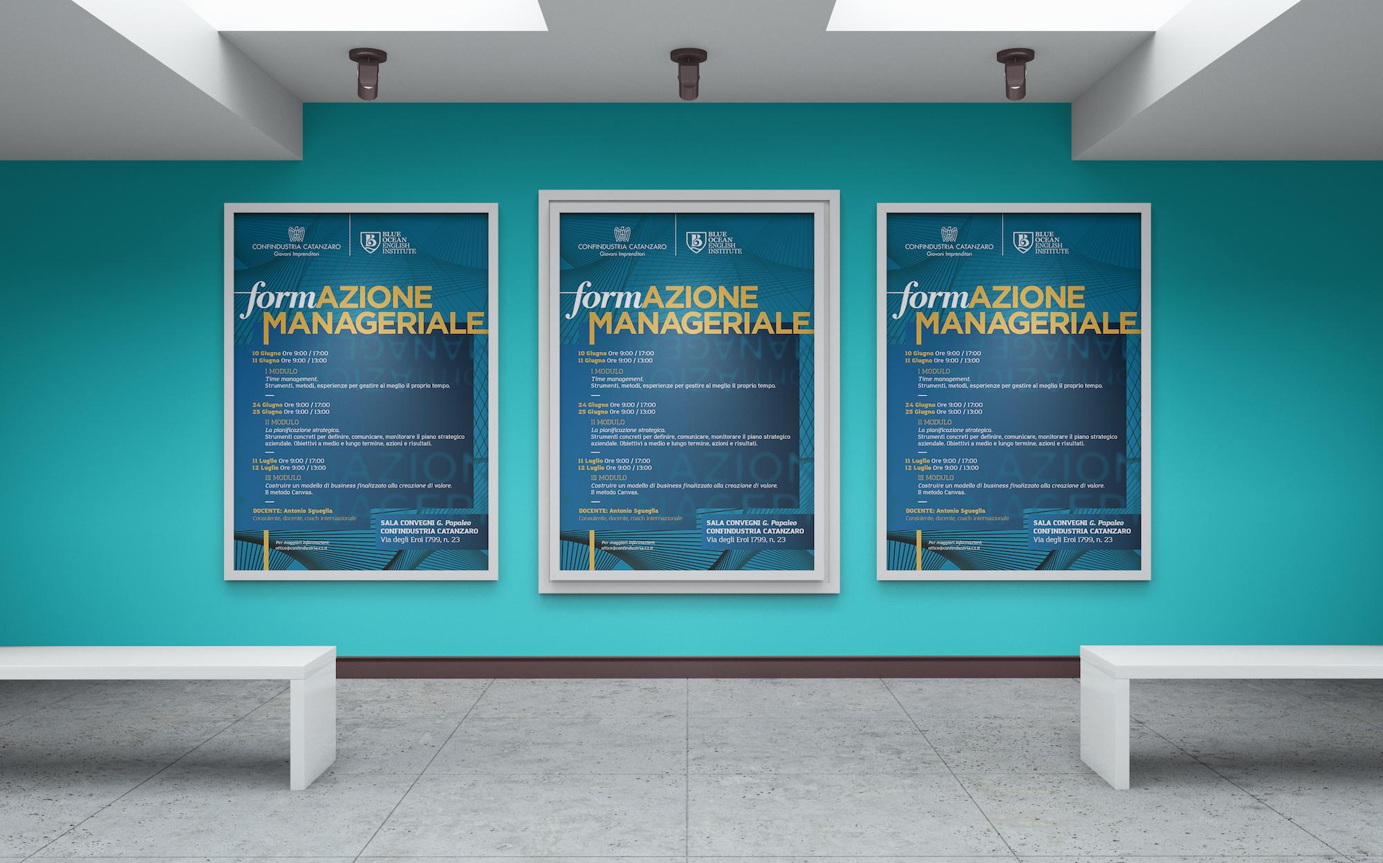 Campagna Advertising Formazione Manageriale