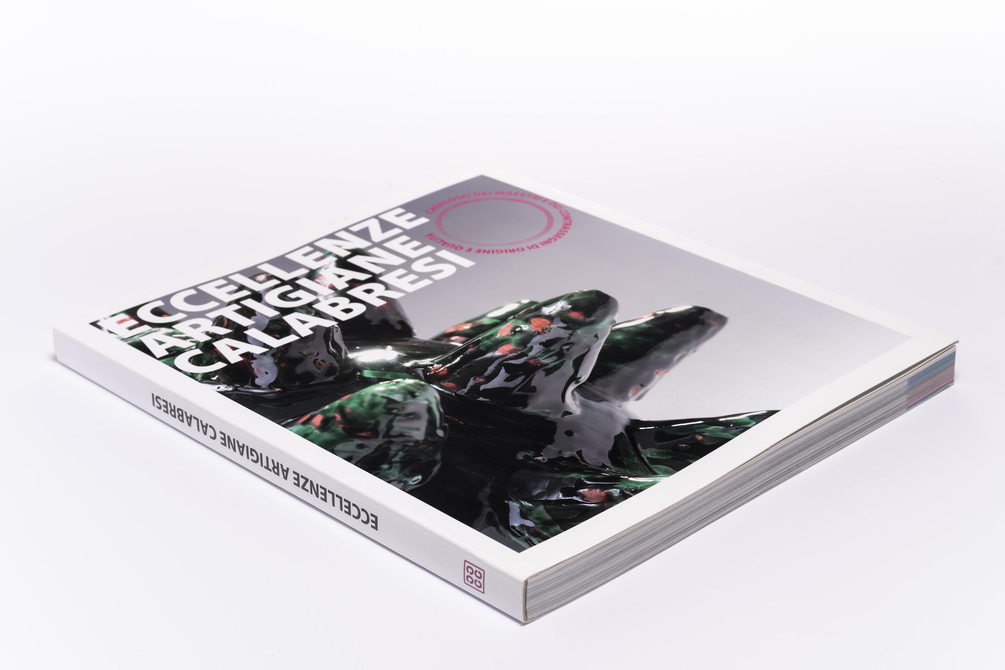 Copertina Catalogo eccellenze artigiane Calabresi