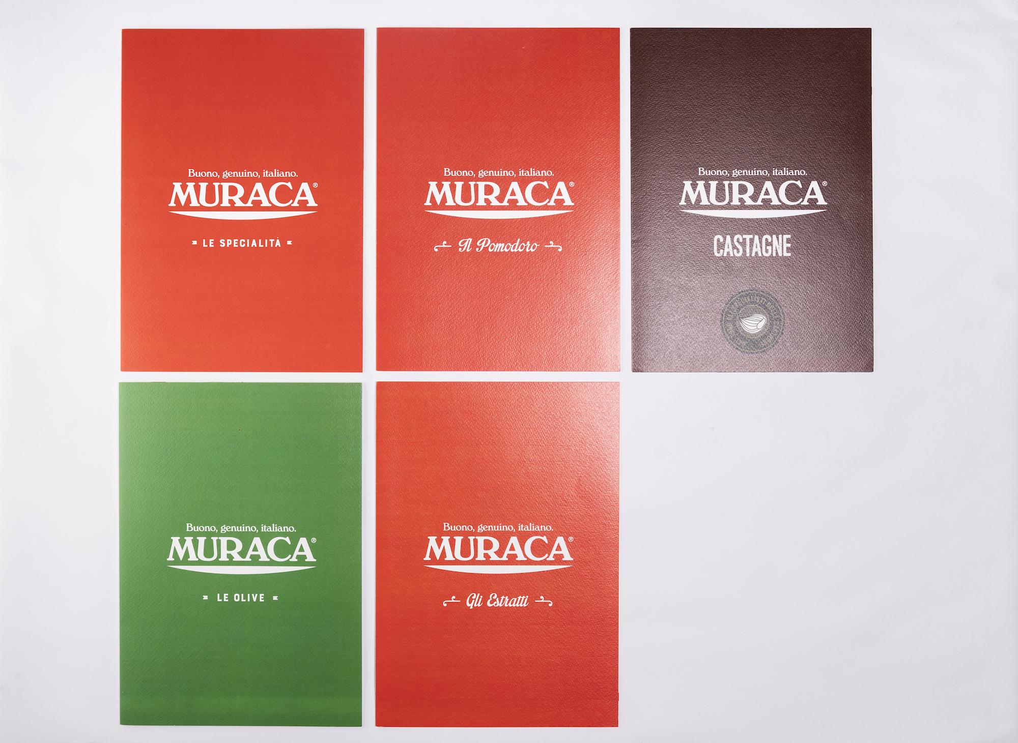 Catalogo aziendale B2B Muraca