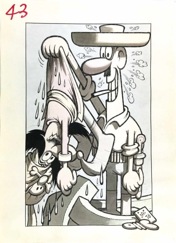 Jacovitti il fumetto italiano
